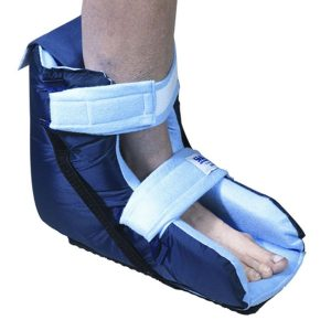 מגן קרסול + כרית ג'ל – Heel Float Walker Boot